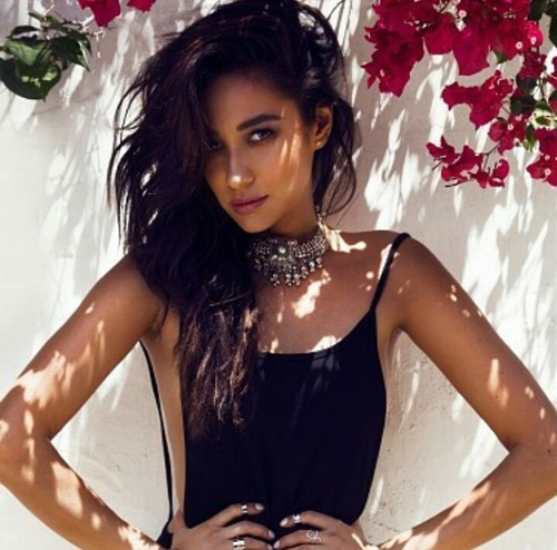 It-Girls de abril: Shay Mitchell.